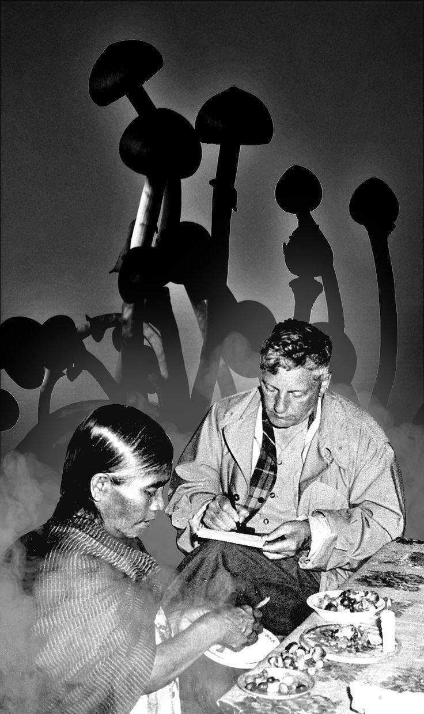 Sanadora y adivina, no dejaba a nadie indiferente. Fuera un humilde indio o  el etnobotánico Robert Gordon Wasson, que expandió el uso de estos hongos  al ...